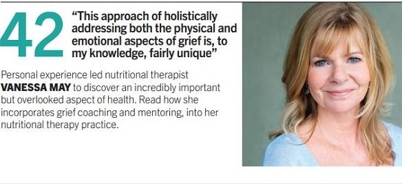 Vanessa May Grief Coach