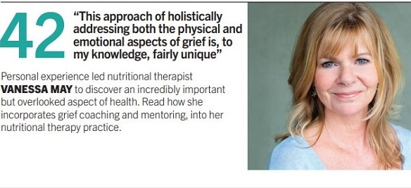 Grief Coach Vanessa May
